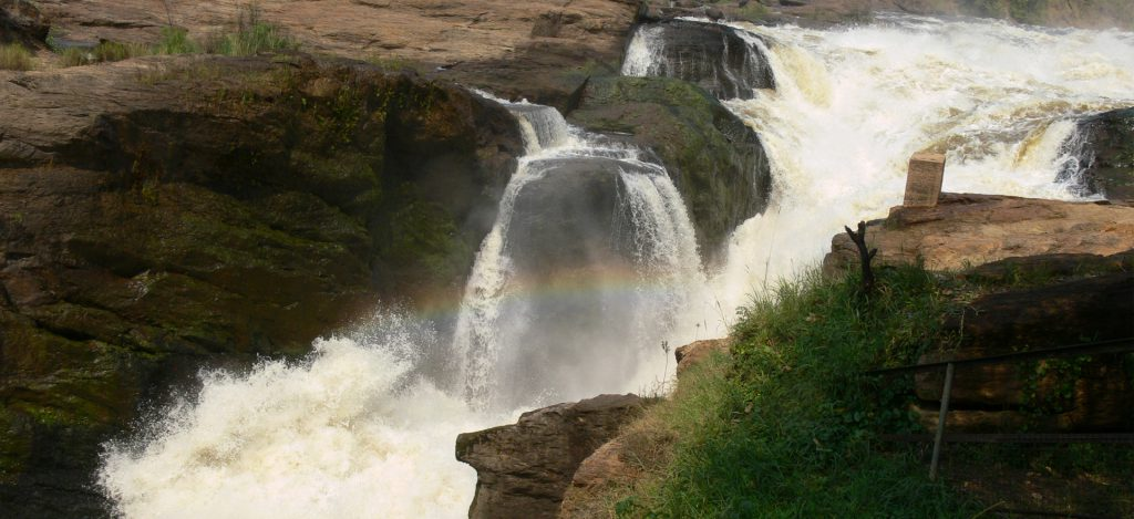 Murchison Falls on the Nile