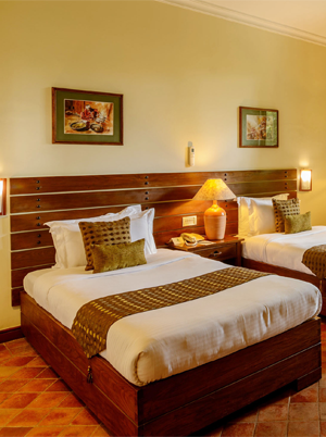 Accommodation and booking